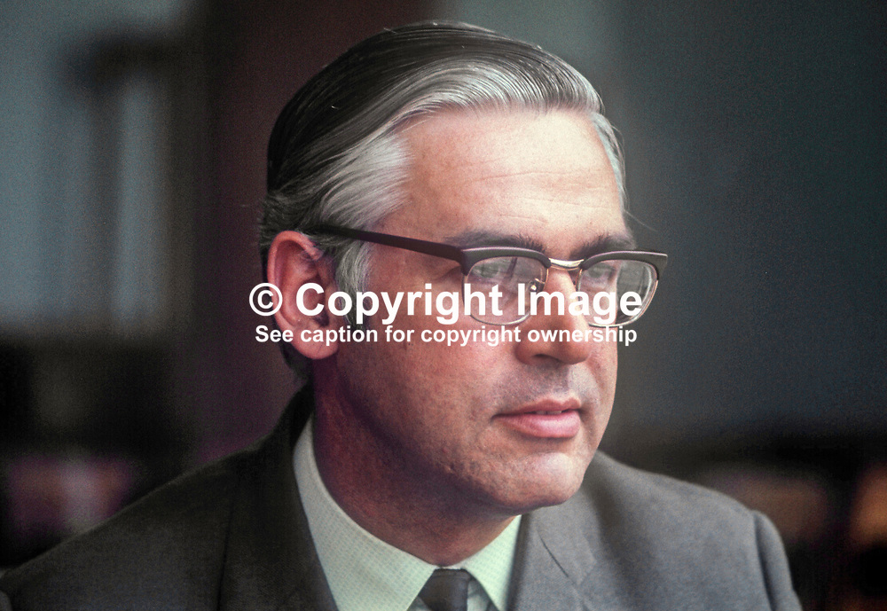 Dr Thomas K Marshall, State Pathologist, N Ireland, UK. 197007020001.<br /> <br /> Copyright Image from Victor Patterson, Belfast, UK<br /> <br /> t: +44 28 9066 1296 (from Rep of Ireland 048 9066 1296)<br /> m: +44 7802 353836<br /> e: victorpattersonbelfast@gmail.com<br /> <br /> www.images4media.com<br /> <br /> Please see my full Terms and Conditions of Use at https://www.images4media.com/p/terms-conditions - it is IMPORTANT that you familiarise yourself with them.<br /> <br /> Images used online incur an additional cost. This cost should be agreed in writing in advance. Online images must be visibly watermarked i.e. © Victor Patterson or that of the named photographer within the body of the image. The original metadata must not be deleted from images used online.<br /> <br /> This image is only available for the use of the download recipient i.e. television station, newspaper, magazine, book publisher, etc, and must not be passed on to a third party. It is also downloaded on condition that each and every usage is notified within 7 days to victorpattersonbelfast@gmail.com.