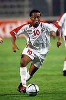 01/03/04 - ABU DHABI - UAE - Under 23 - U23 - PRE OLYMPIC GAMES - U.A.E. Vs. LEBANON - <br />Here UAE Start PLAYER N*10 ISMAEIL MATAR IBRAHIM.<br />© Gabriel Piko/ Piko-Press