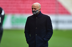 Bristol Rovers manager Paul Tisdale - Mandatory by-line: Alex James/JMP - 21/11/2020 - FOOTBALL - County Ground - Swindon, England - Swindon Town v Bristol Rovers - Sky Bet League One