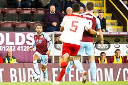 Aaron Lennon of Burnley - Mandatory by-line: Robbie Stephenson/JMP - 30/08/2018 - FOOTBALL - Turf Moor - Burnley, England - Burnley v Olympiakos - UEFA Europa League Play-offs second leg