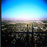 Holga medium format images from Las Vegas, Nevada, USA