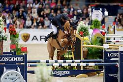Bost Roger Yves, FRA, Sydney Une Prince<br /> Gothenburg Horse Show FEI World Cups 2017<br /> © Hippo Foto - Stefan Lafrentz<br /> 26/02/17