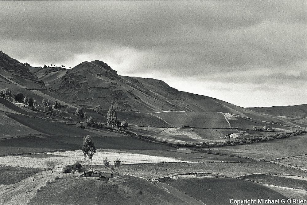 Quilatoa, Ecuador, Avenue of the Volcanoes II - Andes