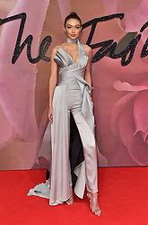 Gigi Hadid bei den Fashion Awards 2016 in der Royal Albert Hall in London / 051216<br /> <br /> ***Fashion Awards 2016 in London, Britain, Dec. 5th, 2016.***