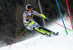 TREMMEL Anton of Germany during the Audi FIS Alpine Ski World Cup Men's Slalom 58th Vitranc Cup 2019 on March 10, 2019 in Podkoren, Kranjska Gora, Slovenia. Photo by Matic Ritonja / Sportida