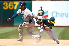 20120801 - Tampa Bay Rays at Oakland Athletics