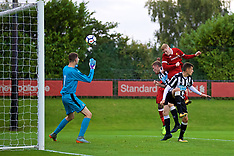 170825 Liverpool U18 v Newcastle United U18