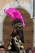 Bonfim_MG, Brasil...Carnaval a Cavalo e a maior festa da cidade de Bonfim, Minas Gerais. Sao tres dias, onde Cavaleiros e amazonas desfilam na Praca da Matriz...Carnival Horse and the biggest party the city of Bonfim, Minas Gerais. Are three days, where Knights and Amazons parade at the square...Foto: MARCUS DESIMONI / NITRO