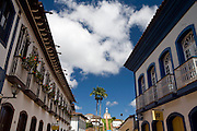 Serro_MG, Brasil...Igreja de Santa Rita na cidade de Serro..The Santa Rita church in Serro...Foto: JOAO MARCOS ROSA / NITRO