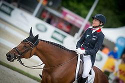 Klimke Ingrid, (GER), Horseware Hale Bob<br /> CIC 3* Luhmühlen 2015<br /> © Hippo Foto - Jon Stroud<br /> 18/06/15