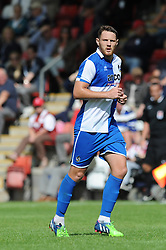 Tom Parkes of Bristol Rovers - Mandatory by-line: Dougie Allward/JMP - 25/07/2015 - SPORT - FOOTBALL - Cheltenham Town,England - Whaddon Road - Cheltenham Town v Bristol Rovers - Pre-Season Friendly