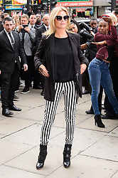 September 6, 2017 - London, London, UK - Supermodel model Kate Moss opens Reserved flagship clothing chain store in Oxford Street. Reserved is a Polish clothing store chain, which has more than 1,600 stores located in 18 countries (Credit Image: © Ray Tang via ZUMA Press)