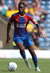 Crystal Palace's Jeffrey Wan-Bissaka during a pre season friendly match at The Kassam Stadium, Oxford