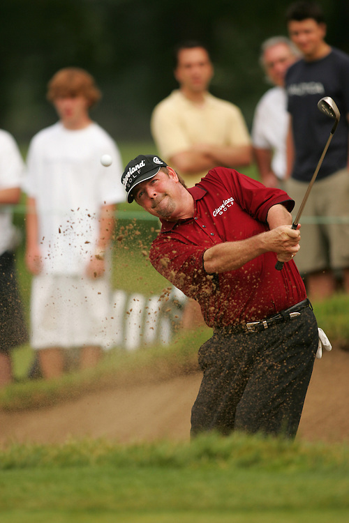 Steve Lowery..2004 Western Open.Third Round.Cog Hill GC.Lemont, IL.Saturday, July 3 2004..photograph by Darren Carroll