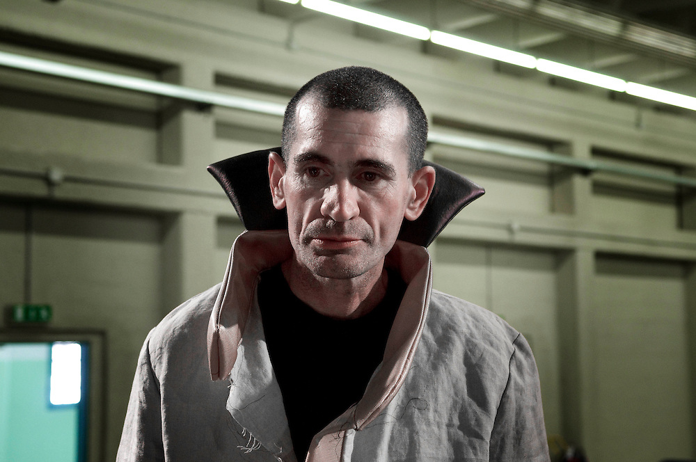 Paolo Montanari Portrait
