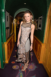 Amber Atherton at the Annabel's Bright Young Things Party at Annabel's, Berkeley SquareLondon England. 8 June 2017.<br /> Photo by Dominic O'Neill/SilverHub 0203 174 1069 sales@silverhubmedia.com
