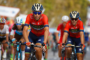 Vincenzo Nibali (ITA - Bahrain - Merida) during the UCI World Tour, Tour of Spain (Vuelta) 2018, Stage 6, Huercal Overa - San Javier Mar Menor 155,7 km in Spain, on August 30th, 2018 - Photo Luca Bettini / BettiniPhoto / ProSportsImages / DPPI