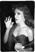 Marife Fernandez. Casita Maria. Plaza 24th October 1989. New York© Copyright Photograph by Dafydd Jones 66 Stockwell Park Rd. London SW9 0DA Tel 020 7733 0108 www.dafjones.com