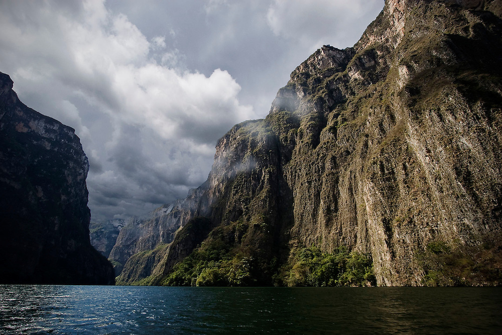Sumidero Canyon. Mexico