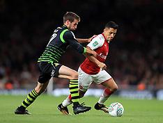 Arsenal v Doncaster Rovers - 20 September 2017