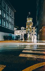 THEMENBILD - Der Stadtturm, eines der Wahrzeichen der Stadt stammt aus der Zeit der Habsburger Monachie, aufgenommen am 13. August 2019 in Rijeka, Kroatien // The city tower, one of the city's landmarks, dates from the time of the Habsburg monarchy. in Rijeka, Croatia on 2019/08/13. EXPA Pictures © 2019, PhotoCredit: EXPA/ JFK