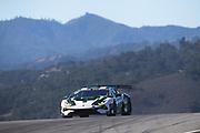 September 10-12, 2021. Lamborghini Super Trofeo, Weathertech Raceway Laguna Seca, 03 Randy Sellari, Wayne Taylor Racing WTR, Lamborghini Paramus, Lamborghini Huracan Super Trofeo EVO