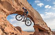 Pat Smage (Fatback Bikes, Killer Shot). Southern Utah.