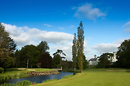 The K Club, Straffan, Co. Kildare, Ireland. Designed by Arnold Palmer..Picture Credit / Phil Inglis