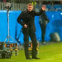 22/10/15 UEFA EUROPA LEAGUE GROUP STAGE<br /> MOLDE FK v CELTIC<br /> AKER STADIUM - NORWAY<br /> Molde manager Ole Gunnar Solskjaer