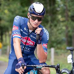 23-08-2020: Wielrennen: NK elite: Drijber <br />Mathieu van der Poel