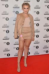 Tallia Storm bei den BBC Radio 1 Teen Awards in London / 231016<br /> <br /> <br /> *** BBC Radio 1 Teen Awards in London on October 23, 2016 ***