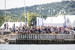 World Match Racing Tour - Energa Sopot Match Race    2015-08-01,  Sopot, Poland    © Copyright 2015    Robert Hajduk - WMRT    All Rights Reserved   