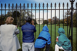 Viewing The White House