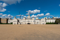 Horse Guards is a historic building in the City of Westminster, London.photo by Mark anton smith
