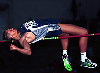 Friidrett, Bislett Games 1999. Sergei Klyugin, Russland hoppet høyde. Foto: Digitalsport