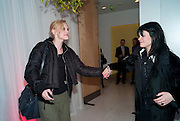JESSICA STAM; ALISON MOSSHART, English National BalletÕs annual pre-show party at the St. Martin's Lane hotel before a performance of the Nutcracker at the Coliseum. 15 December 2010. <br />  -DO NOT ARCHIVE-© Copyright Photograph by Dafydd Jones. 248 Clapham Rd. London SW9 0PZ. Tel 0207 820 0771. www.dafjones.com.<br /> JESSICA STAM; ALISON MOSSHART, English National Ballet's annual pre-show party at the St. Martin's Lane hotel before a performance of the Nutcracker at the Coliseum. 15 December 2010. <br />  -DO NOT ARCHIVE-© Copyright Photograph by Dafydd Jones. 248 Clapham Rd. London SW9 0PZ. Tel 0207 820 0771. www.dafjones.com.