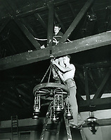 1942 Construction of the Hollywood Canteen