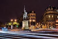 Statue of George Washington, Place d'Iena