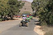 ATV Quad Bike Tour. Golan Heights, Israel