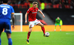 Taylor Moore of Bristol City in action- Mandatory by-line: Nizaam Jones/JMP - 04/01/2020 - FOOTBALL - Ashton Gate - Bristol, England - Bristol City v Shrewsbury Town - Emirates FA Cup third round