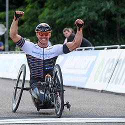 18-06-2017: Wielrennen: NK Paracycling: Montferland<br /> s-Heerenberg (NED) wielrennen Tim de Vries