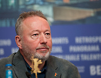 Producer Raimond Goebel at the press conference for the film All My Loving at the 69th Berlinale International Film Festival, on Saturday 9th February 2019, Hotel Grand Hyatt, Berlin, Germany.