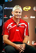 Canterbury Crusaders coach Todd Blackadder. Super 14 rugby union. 2010 Rebel Sport Super 14 New Zealand squads naming press conference. Auckland, New Zealand. Wednesday 11 November 2009. © Copyright Photo: www.photosport.nz