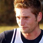 BAV wintercup loop 2005 Baarn, winnaar Niels de Bruin