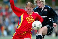 Fotball NM semifinale kvinner. Røa - Arna-Bjørnar 1-3. Stine Andreassen, Arna Bjørnar.<br /> <br /> Foto: Andreas Fadum, Digitalsport