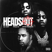 """March 19, 2021 (Worldwide): Lil Tjay, Polo G & Fivio Foreign """"Headshot"""" Single Release"""