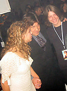Courtney Love, Cameron Crowe & Patrick Figit.Vanilla Sky Post Premiere Party.Chinese Theater Ball Room.December 10, 2001.Los Angeles, Ca.Photo By CelebrityVibe.com..