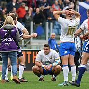 20180317 Rugby, Natwest 6 nations : Italia v Scozia