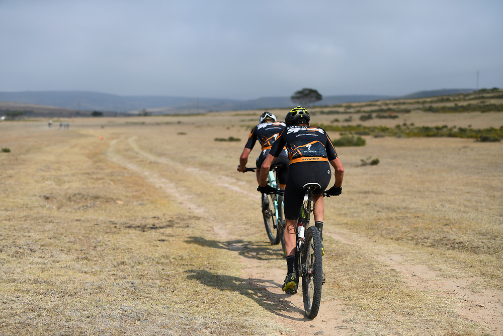 #GondwanaGlory The 2019 edition of the 'Race with Soul' showcases a culmination of the best trails and areas we have utilized over the last 10 years. The focus is on pure enjoyment and the emphasis has been shifted to more scenic areas to ride through. The first stage of the event took riders into the heart of Gondwana Game Reserve where spectators along the route included giraffe and roaming antelope. Image by Zoon Cronje from www.zcmc.co.za