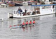 Henley Royal Regatta, Henley on Thames, Oxfordshire, 28 June - 2 July 2017.  Saturday  11:38:24   01/07/2017  [Mandatory Credit/Intersport Images]<br /> <br /> Rowing, Henley Reach, Henley Royal Regatta.<br /> <br /> The Princess Grace Challenge Cup<br />  Hollandia Roeiclub, Netherlands